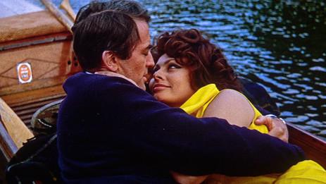 "Fun '60s thriller – ""Arabesque"" Special Edition"