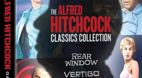 A wonderful shocker - Hitchcock Classics Collection arrives on 4K Ultra HD - Sept. 8