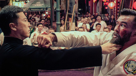 """Saying good-by: """"Ip Man 4: The Finale"""""""