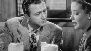 """Robert Young goes film noir in """"They Won't Believe Me"""""""
