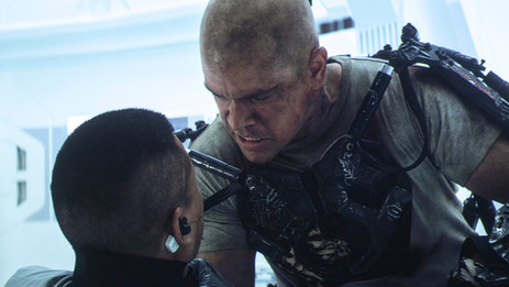 "The future is grim – again – on ""Elysium"" 4K"