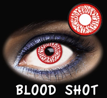 LENTILLA FANTASIA 1 DAY BLOOD SHOT 2PK