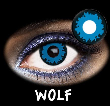 LENTILLA FANTASIA 1 DAY WOLF 2PK