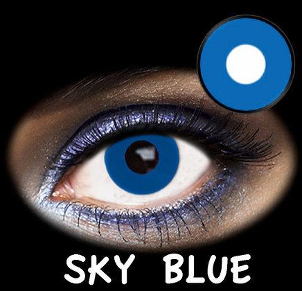 LENTILLA FANTASIA 1 DAY SKY BLUE 2PK