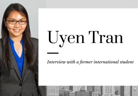 Uyen's Success Story: How I Started My Career in the U.S.