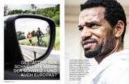 Der schnellste Mann der Schweiz - und auch Europas?