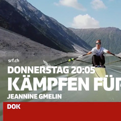 Jeannine Gmelin | SRF DOK 25. Juni 2020