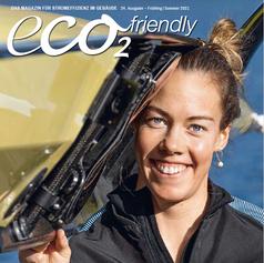 Jeannine Gmelin   Magazin Eco2friendly Frühling/Sommer 2021