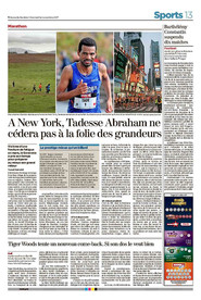 Tribune de Geneve, 01.11.17