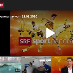 Maria Ugolkova - Sportpanorama März 2020