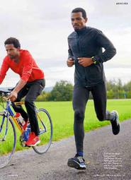 Laufen für ein besseres Leben