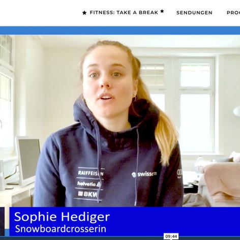 Sophie Hediger - Tele Z April 2020