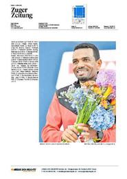 Zuger Zeitung, 13.08.18