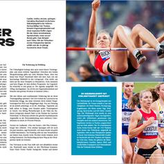 Géraldine Ruckstuhl   Magazin Sportlerin Juli 2021