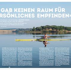Jeannine Gmelin   Schweizer Illustrierte Olympiamagazin Juli 2021