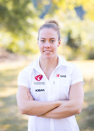 Jeannine Gmelin, Partner OKB, KIBAG