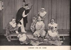 1952  Concert Fizz-Ed Class
