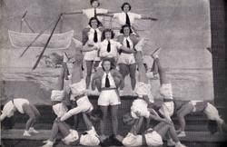 1950 Gymnastics Squad