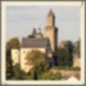 Burg mit Prinzengarten