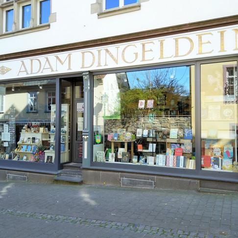 Kronberger Bücherstube: wieder geöffnet