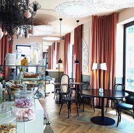 Sylvie's Café: Mitten in der Altstadt
