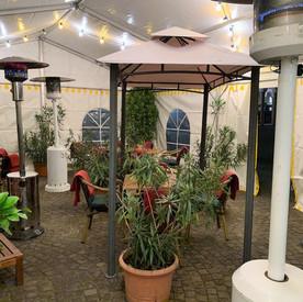 Posthaus: Wintergarten