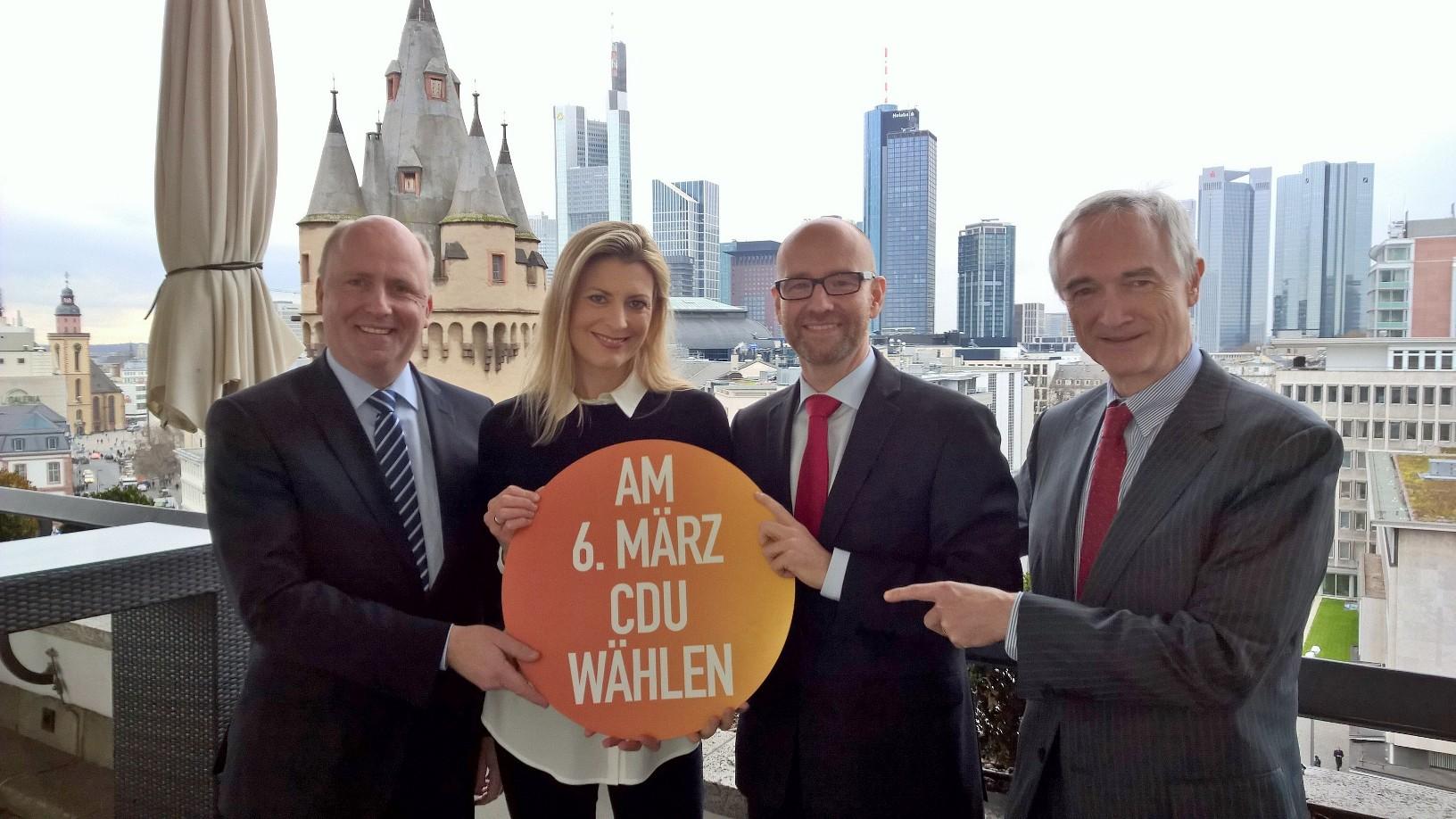 CDU Westend/Frankfurt