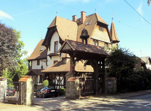 ...die Villa Schrödl