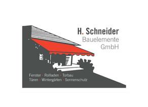H. Schneider Bauelemente