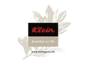 Metzgerei Klein