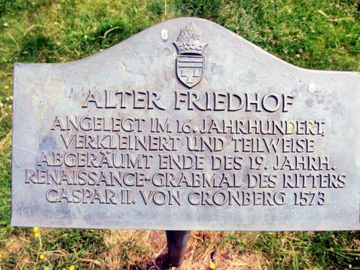 ...der Alte Friedhof
