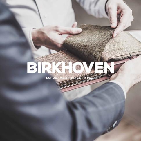Birkhoven: Maßbekleidung für den Herrn