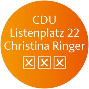 CDU_Kommwahl_Christina_Listenplatz_weiß.