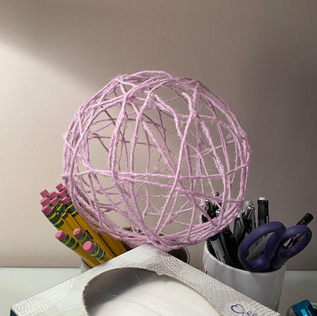 Yarn Glue Ball