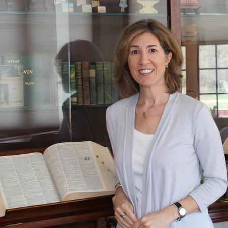 Roberta Panjwani; Adult Services Supervising Librarian