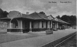 Mission Style Railroad Plaza