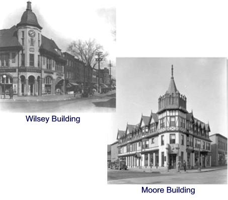 Wilsey Building and Moore Building