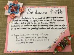 Definition Senbazuri (1,000 Cranes)