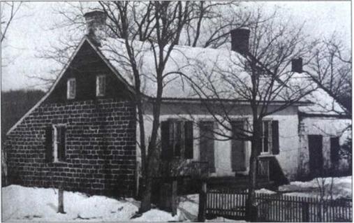 David Ackerman House