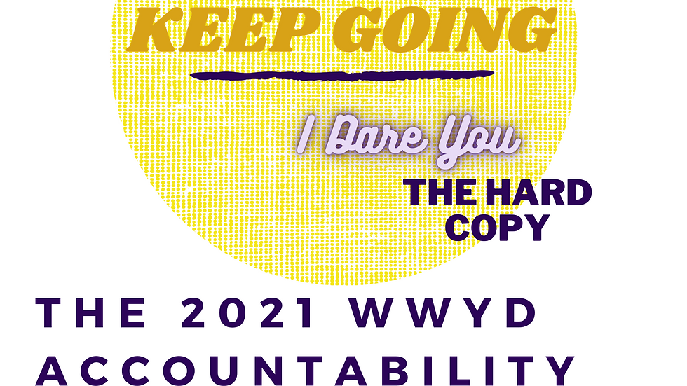 Keep Going Journaling System-The Hard Copy