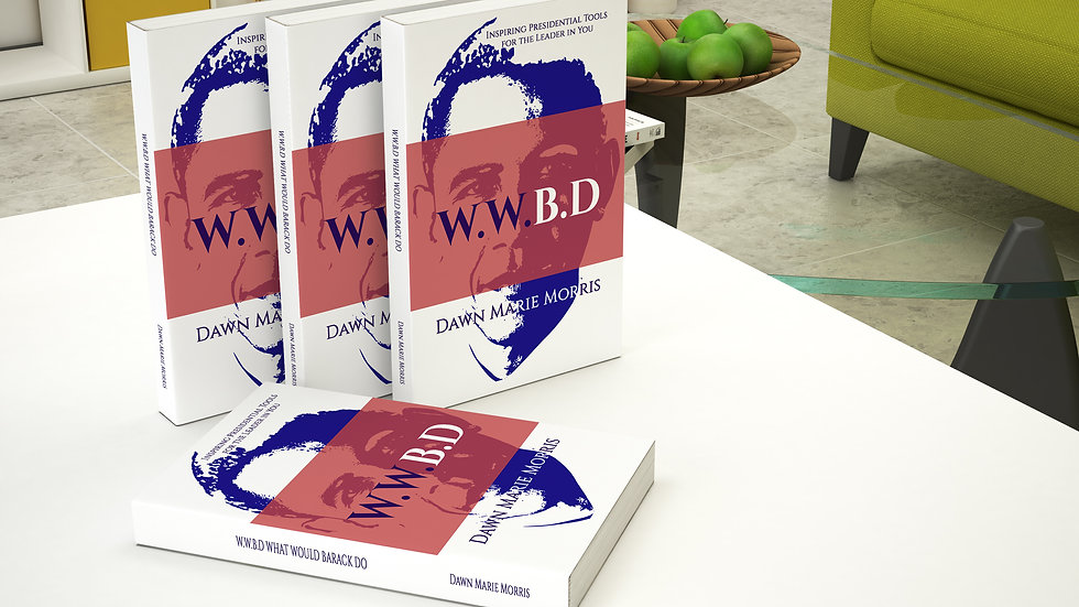 WWBD-What Would Barack Do? Autographed Copy