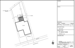 Peters Residence Layout Plan