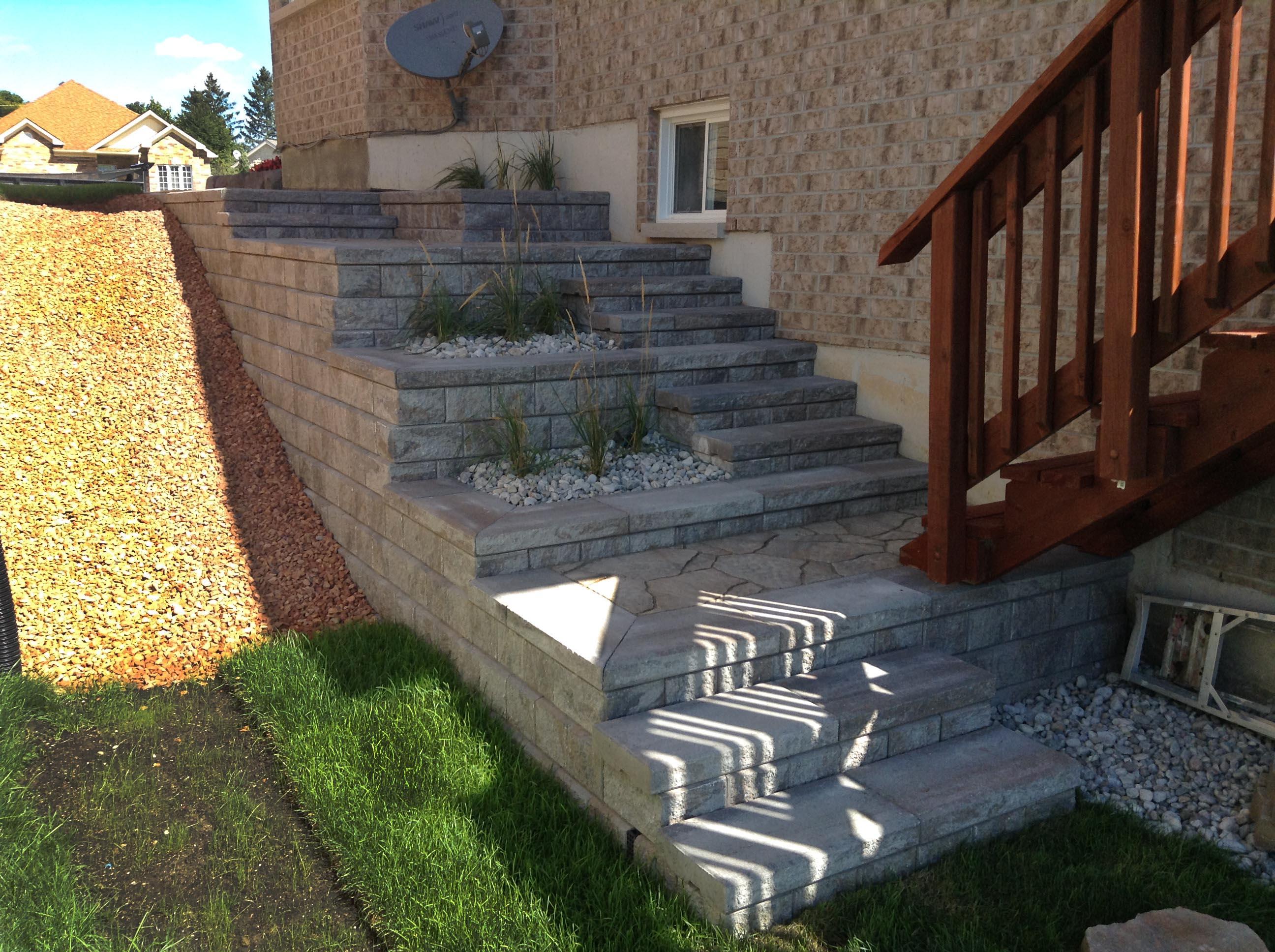 Stairway Garden 1