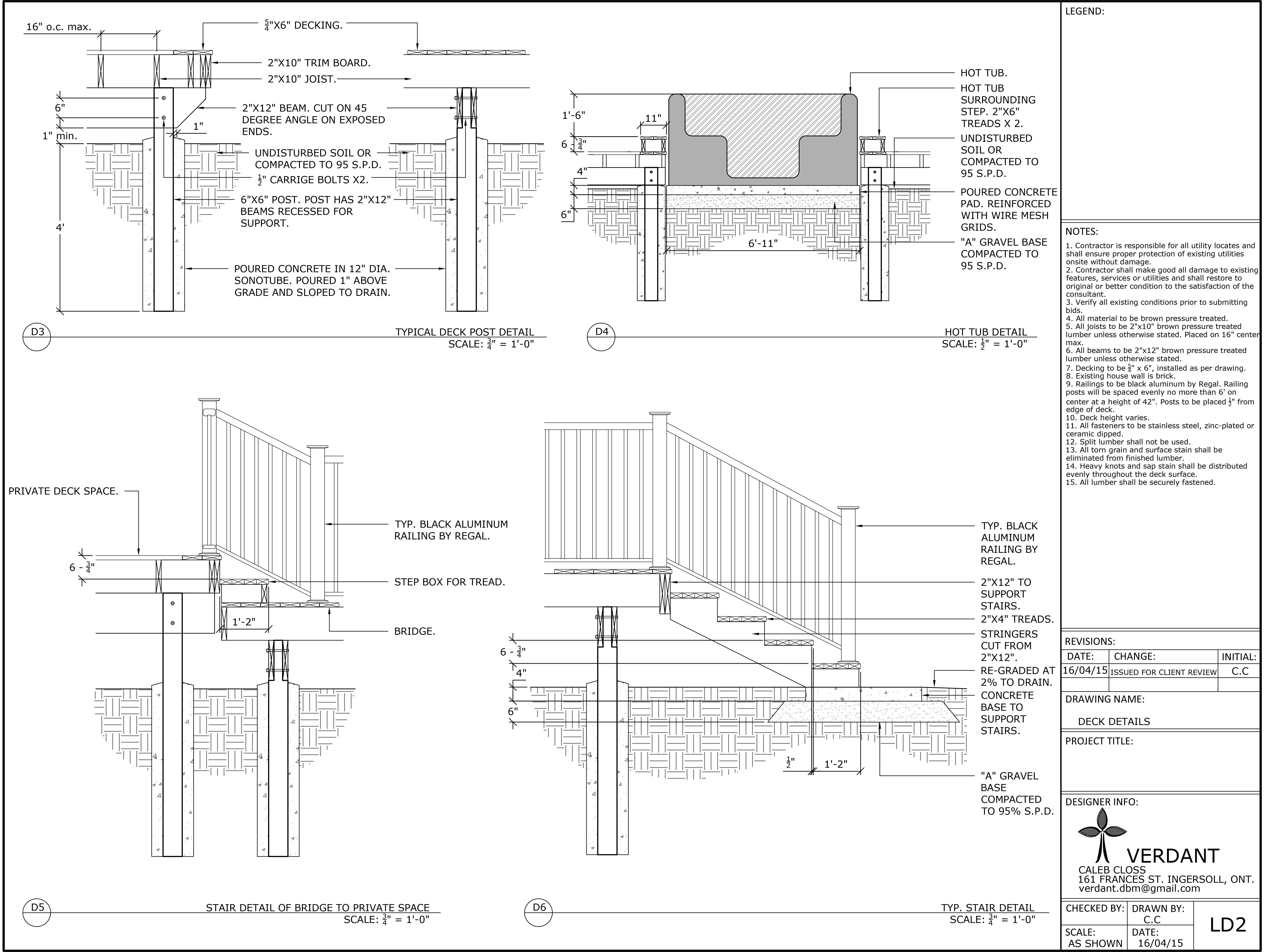 Deck Details 2