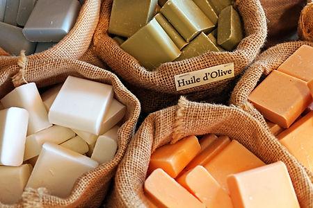 Natural Soap Bars