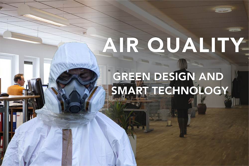 air quality in office