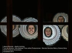 lighting design LosTheUltramar 2012 / Foco alAire Pr