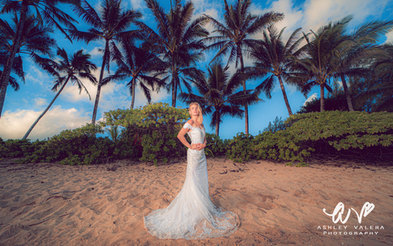 Ashley Valera Photography, Kaua'i, Hawai'i Wedding Photographer