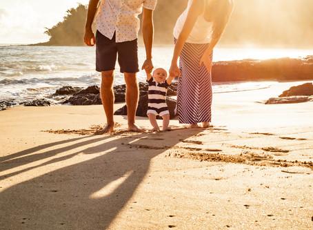 It's All About Family | Family Photos With Hawai'i Photographer Ashley Valera