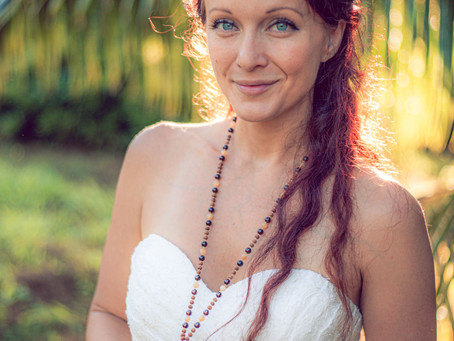 Simple Bridal Session On The Coconut Farm | With Kaua'i Wedding Photographer Ashley Valera